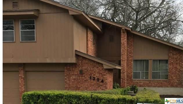 1224 River Acres Drive, New Braunfels, TX 78130 (MLS #424964) :: Brautigan Realty