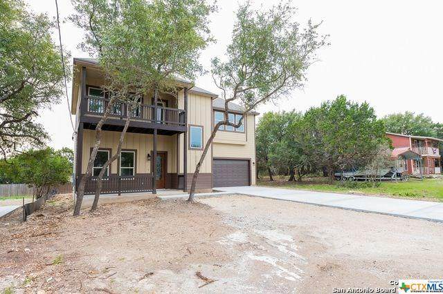 1584 Lakeview Drive, Canyon Lake, TX 78133 (MLS #425085) :: The Real Estate Home Team