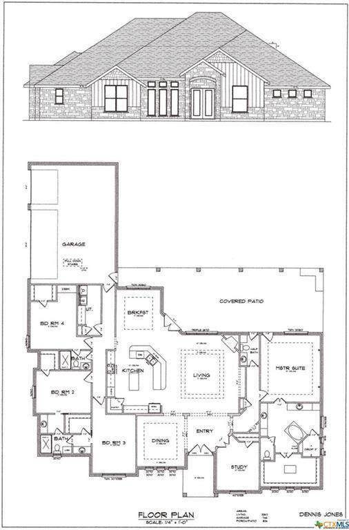 8457 Spring Creek Loop, Salado, TX 76571 (MLS #425200) :: Kopecky Group at RE/MAX Land & Homes