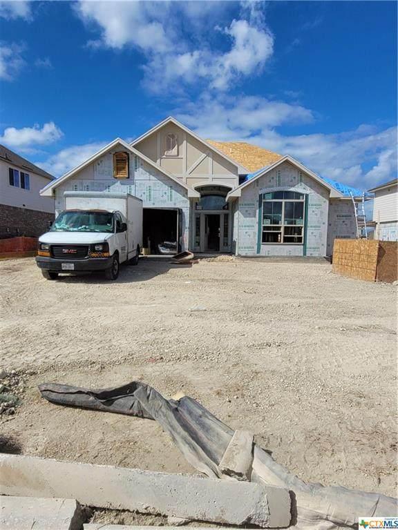 5011 Azura Way, Killeen, TX 76549 (MLS #425267) :: Kopecky Group at RE/MAX Land & Homes