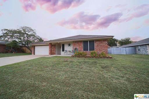 5101 Daybreak Drive, Killeen, TX 76542 (MLS #425384) :: The Zaplac Group