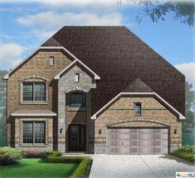 6209 Cactus Flower Lane, Killeen, TX 76549 (MLS #425435) :: RE/MAX Family