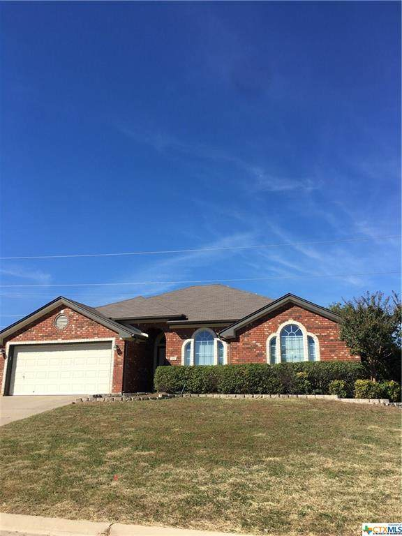 412 Canoe Drive, Harker Heights, TX 76548 (#425545) :: First Texas Brokerage Company