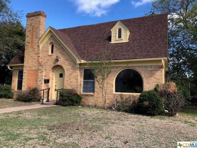 511 S Lutterloh Avenue, Gatesville, TX 76528 (#425780) :: First Texas Brokerage Company