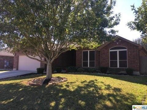 2228 Sun Pebble Way, New Braunfels, TX 78130 (#426747) :: First Texas Brokerage Company