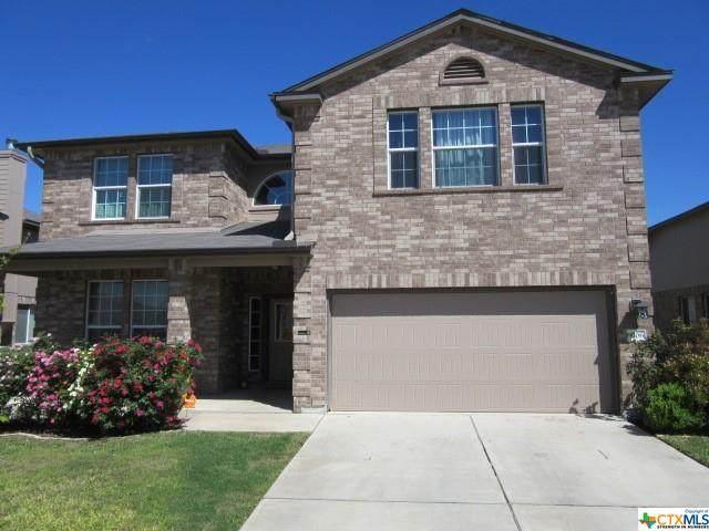 5106 Williamette Lane, Killeen, TX 76549 (MLS #426794) :: RE/MAX Family