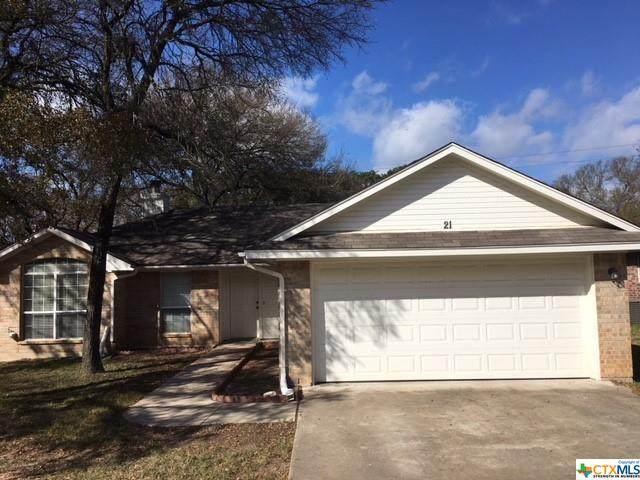 21 Bluebonnet Loop, Belton, TX 76513 (#426969) :: First Texas Brokerage Company