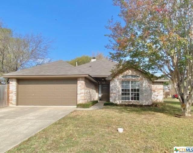 631 Frontier Trail, Harker Heights, TX 76548 (MLS #427304) :: Vista Real Estate