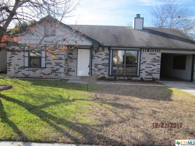 2406 Hemlock Drive, Killeen, TX 76549 (MLS #427470) :: Brautigan Realty