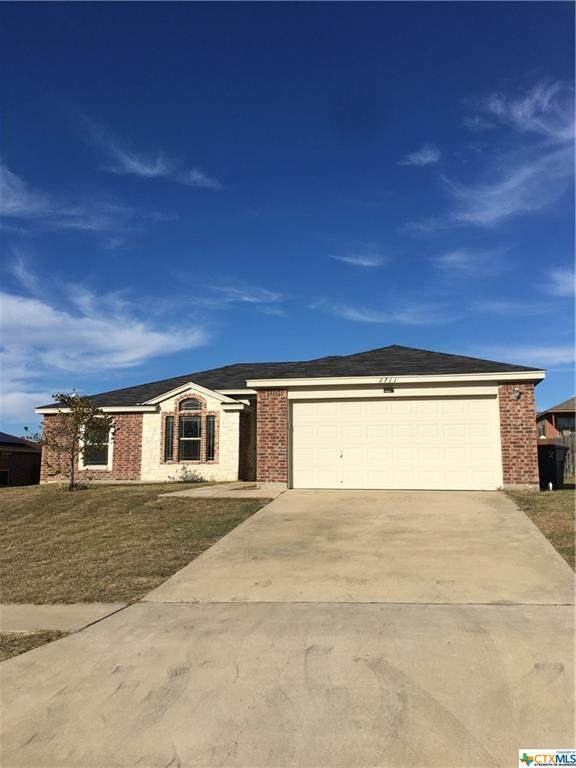 2711 Hector Drive, Killeen, TX 76549 (MLS #427576) :: RE/MAX Family