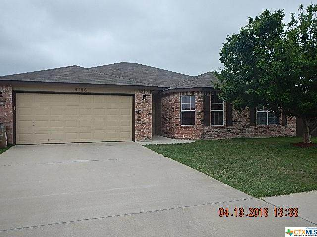 5106 Holster Drive, Killeen, TX 76549 (MLS #427697) :: RE/MAX Family