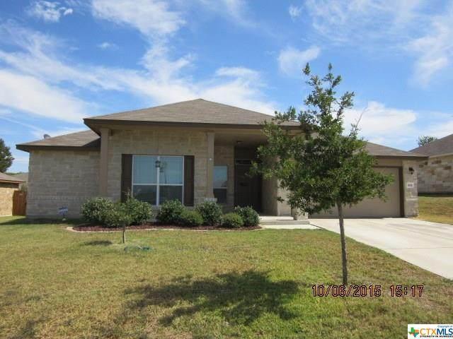3604 Foxglove Lane, Killeen, TX 76549 (MLS #427704) :: RE/MAX Family