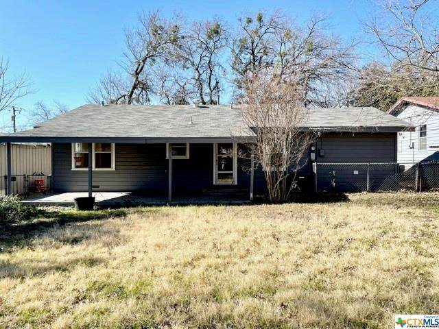 104 N 28th Street, Gatesville, TX 76528 (MLS #428854) :: The Zaplac Group