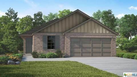 517 Sentry Valley Street, New Braunfels, TX 78130 (MLS #428940) :: Berkshire Hathaway HomeServices Don Johnson, REALTORS®