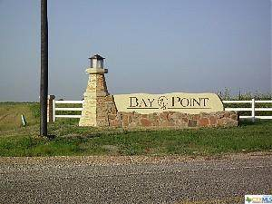 Lot 26 Bay Point Drive, Port Lavaca, TX 77979 (MLS #429179) :: Vista Real Estate