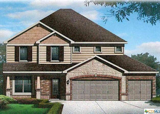 6207 Verde Drive, Killeen, TX 76549 (MLS #429213) :: The Barrientos Group