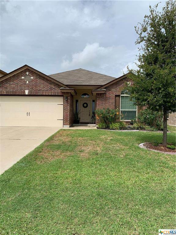 5828 Stanford Drive, Temple, TX 76502 (MLS #429743) :: Berkshire Hathaway HomeServices Don Johnson, REALTORS®