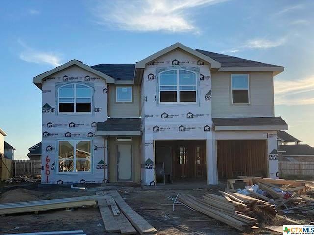 6501 Cassidy Lane, Killeen, TX 76542 (MLS #430004) :: Kopecky Group at RE/MAX Land & Homes