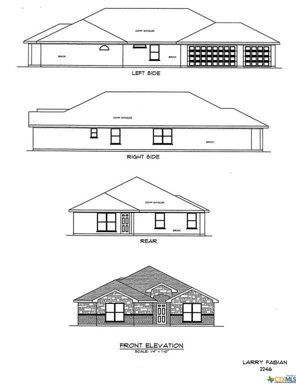8322 Tesoro Drive, Temple, TX 76504 (MLS #430082) :: Vista Real Estate