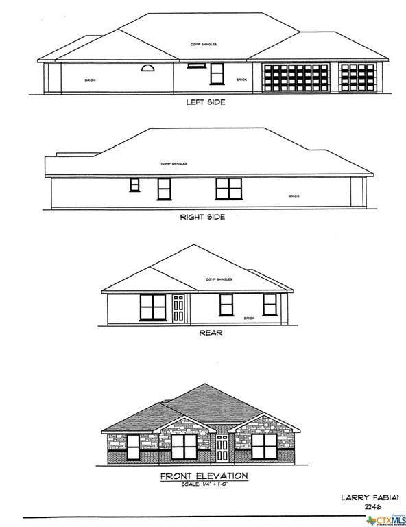 8317 Tesoro Drive, Temple, TX 76504 (MLS #430091) :: RE/MAX Family