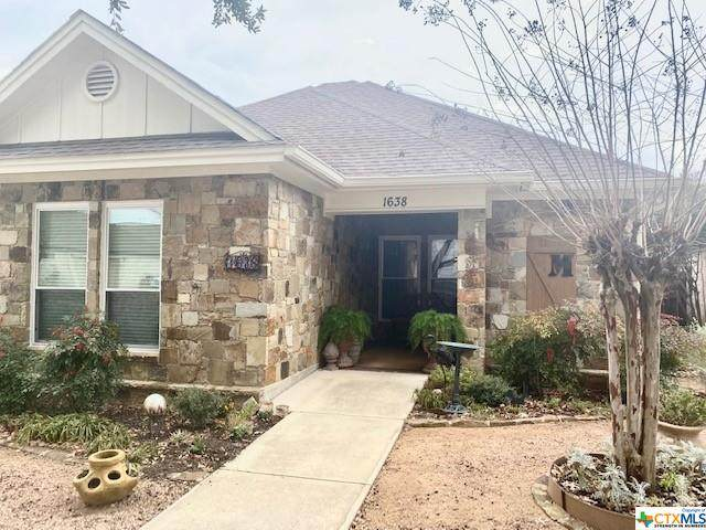 1638 Cotton Crossing, New Braunfels, TX 78130 (MLS #430236) :: Berkshire Hathaway HomeServices Don Johnson, REALTORS®