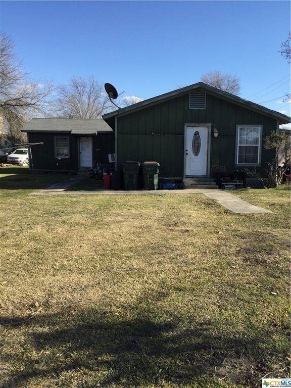 405 W Mccarty Lane, San Marcos, TX 78666 (MLS #430284) :: The Curtis Team