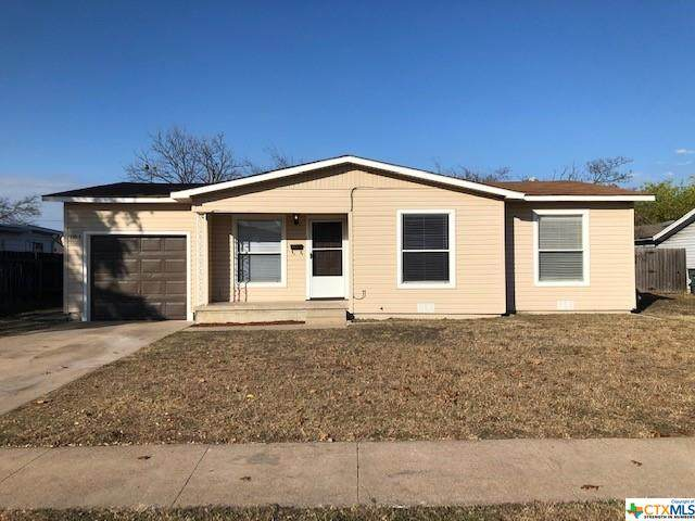 1103 Redondo Drive, Killeen, TX 76541 (MLS #430298) :: Brautigan Realty
