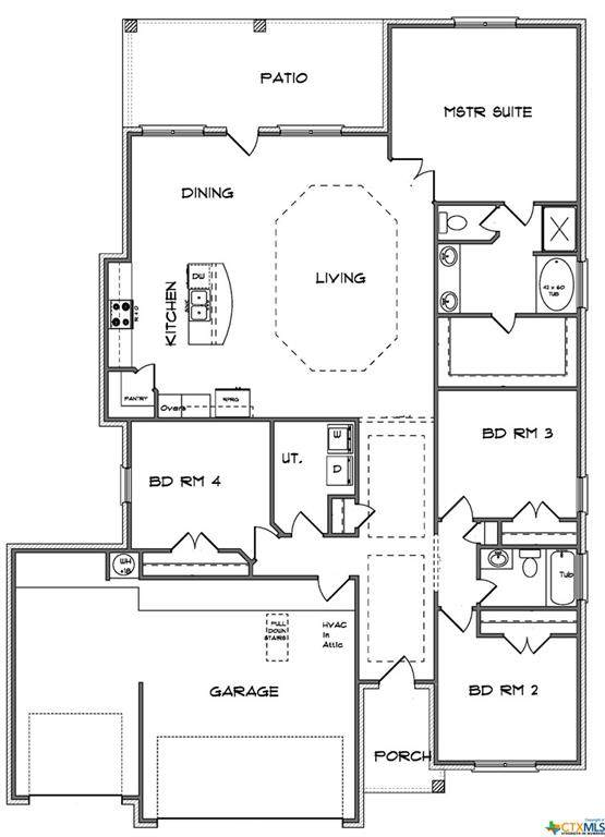 7510 Hardin Drive, Temple, TX 76502 (#430301) :: 12 Points Group