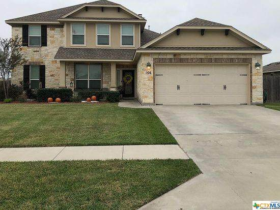 106 Copper Rock Cove, Victoria, TX 77904 (MLS #430494) :: The Curtis Team