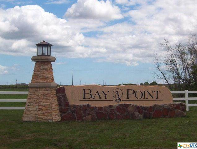 Lot 37 Bay Point Drive, Port Lavaca, TX 77979 (MLS #432112) :: Kopecky Group at RE/MAX Land & Homes