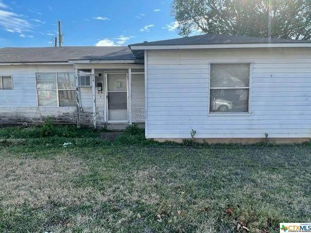810 Crockett Drive, Killeen, TX 76541 (MLS #432279) :: RE/MAX Family