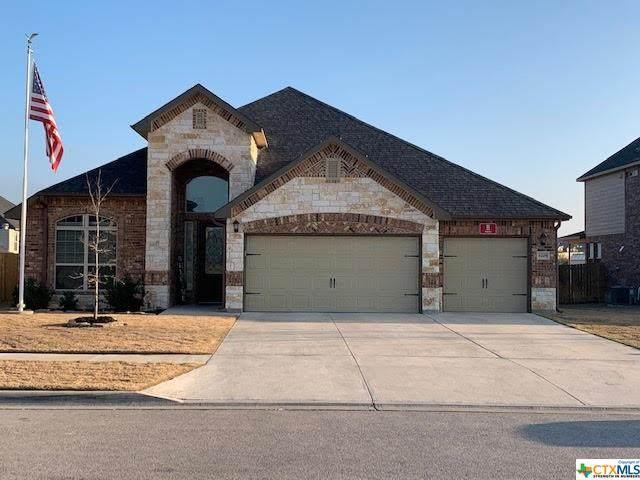 6208 Morganite Lane, Killeen, TX 76542 (MLS #432468) :: RE/MAX Family