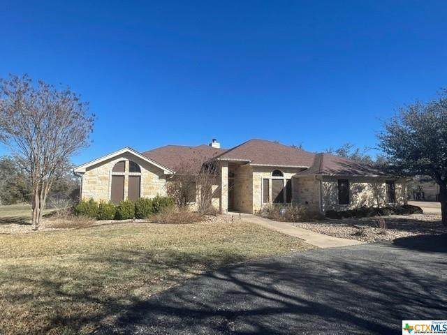 2205 Deer Trail, Lampasas, TX 76550 (MLS #432669) :: RE/MAX Family