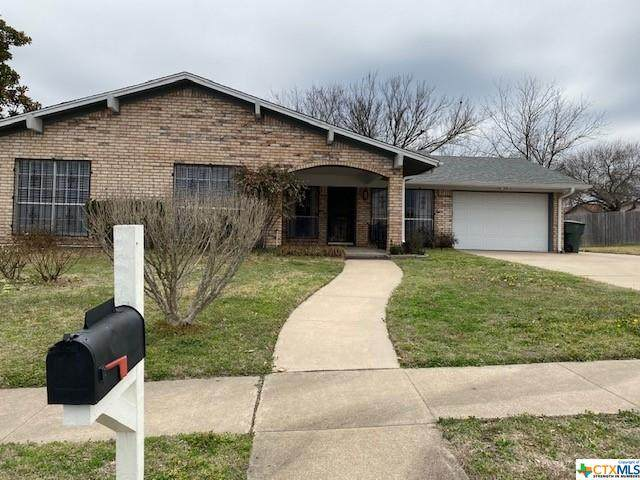 1913 Willowbend Drive, Killeen, TX 76543 (MLS #432831) :: RE/MAX Family
