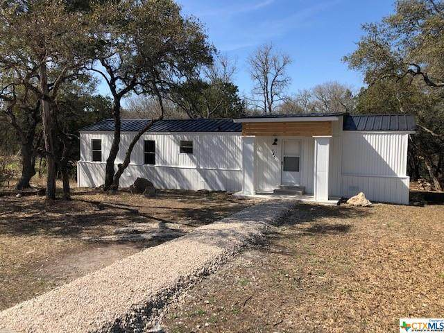 745 Turkey Canyon Drive, Spring Branch, TX 78070 (MLS #433389) :: The Real Estate Home Team