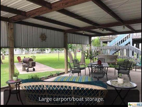 610 N 13th Street, Port O'Connor, TX 77982 (#435541) :: First Texas Brokerage Company