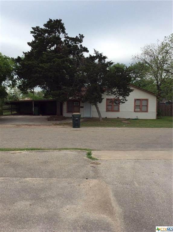 110 W Thomas Street, Cuero, TX 77954 (MLS #435586) :: RE/MAX Land & Homes