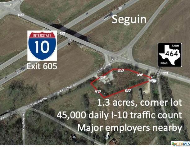 000 I-10, Seguin, TX 78155 (MLS #435614) :: The Zaplac Group
