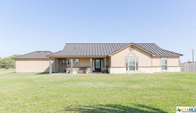 64 W Tiki Drive, Seadrift, TX 77983 (#435777) :: First Texas Brokerage Company