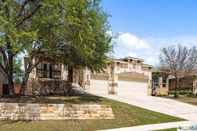 209 Choke Canyon Lane, Georgetown, TX 78628 (MLS #435933) :: The Zaplac Group