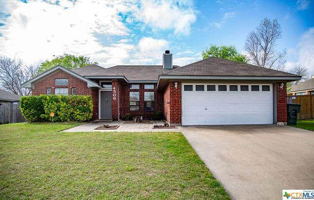 4506 Teal Drive, Killeen, TX 76542 (MLS #436189) :: Kopecky Group at RE/MAX Land & Homes