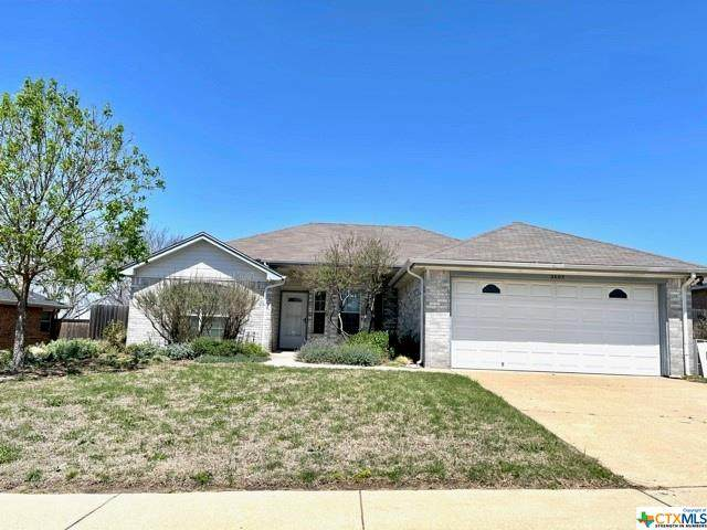2605 Big Leaf Drive, Killeen, TX 76549 (MLS #436435) :: The Real Estate Home Team