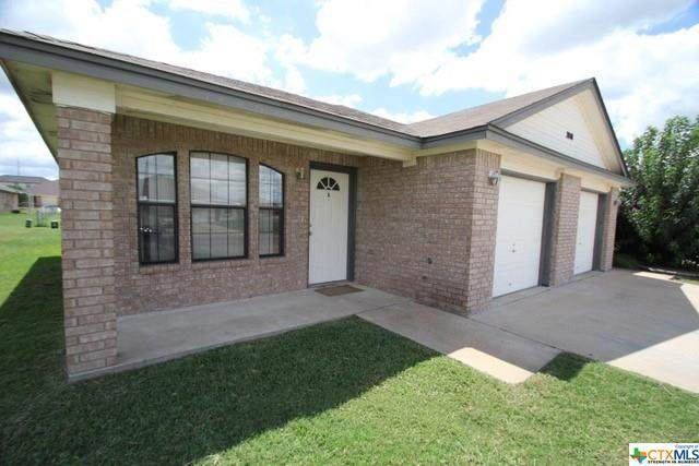 2808 Lucille Drive A & B, Killeen, TX 76549 (#436572) :: Realty Executives - Town & Country