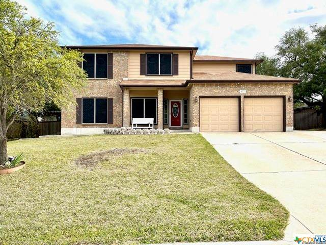 422 Winter Sun Drive, Harker Heights, TX 76548 (MLS #437314) :: Vista Real Estate