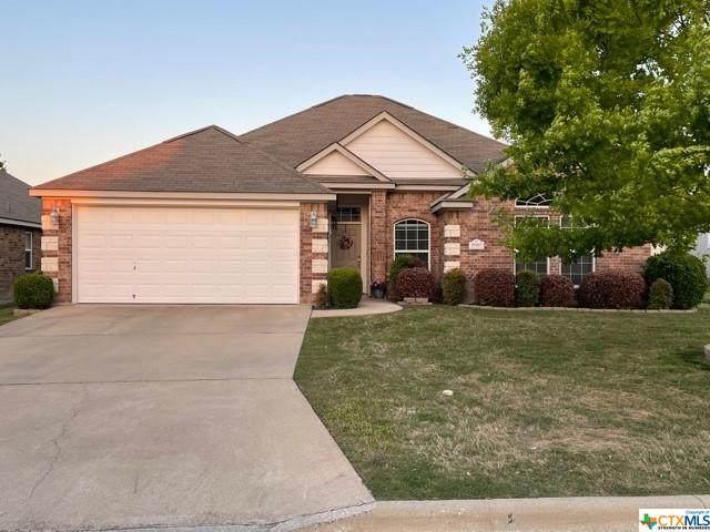 5819 Alexandria Drive, Temple, TX 76502 (MLS #437456) :: Vista Real Estate