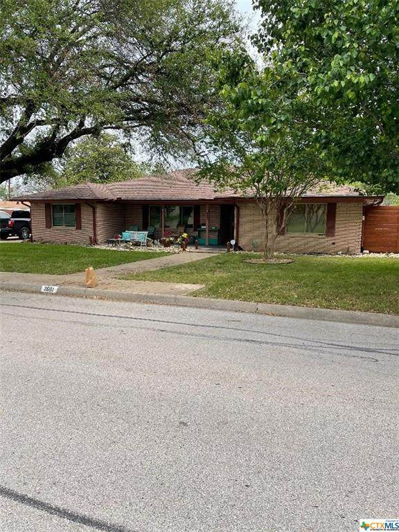 2601 N 15th Street, Temple, TX 76501 (MLS #437461) :: Rutherford Realty Group