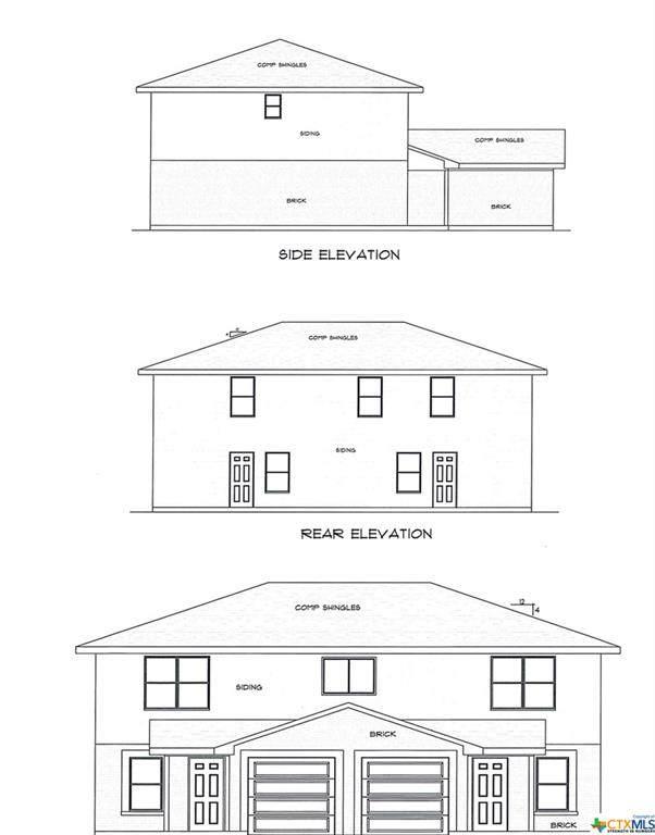 1915 Castroville Trail, Copperas Cove, TX 76522 (#438420) :: Azuri Group | All City Real Estate