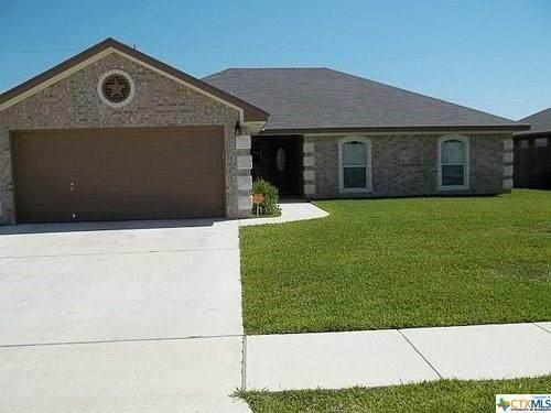 3702 Salt Fork Drive, Killeen, TX 76549 (MLS #438954) :: Texas Real Estate Advisors