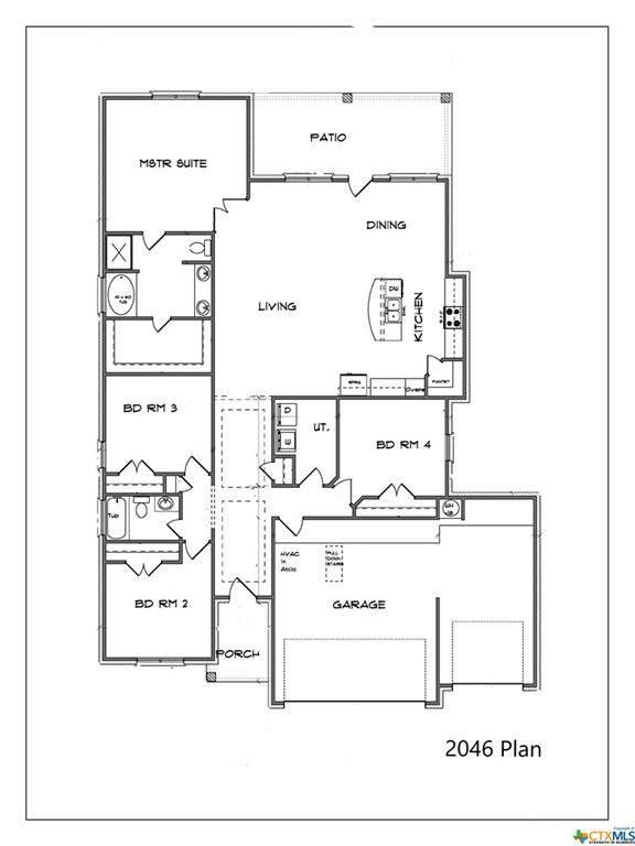 2126 Mercer Street, Nolanville, TX 76559 (MLS #439005) :: RE/MAX Family