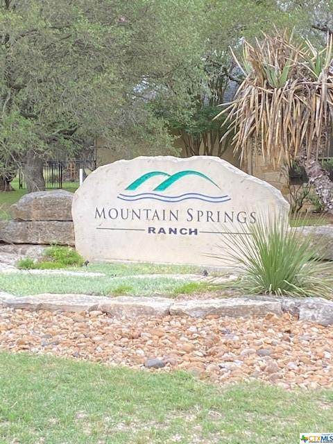 127 Jackson Creek, Canyon Lake, TX 78133 (MLS #439077) :: Rutherford Realty Group